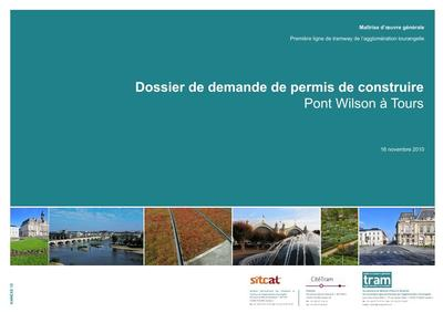 Pont wilson tours 2013 for Modification d un permis de construire